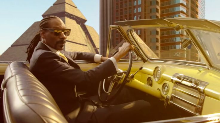 Visit Snoop Dogg's Afrocentric retrofuture in his latest music video: https://youtu.be/oNDKCHGW70w