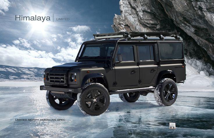 himalaya 4x4 custom land rover defenders and jeeps. Black Bedroom Furniture Sets. Home Design Ideas