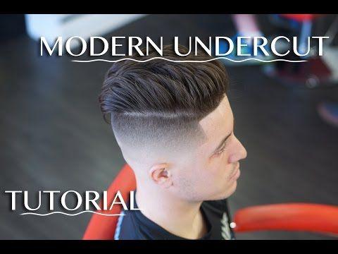 Sergio Ramos Hair | How to do Side Part Fade Haircut with Razor Beard! - YouTube