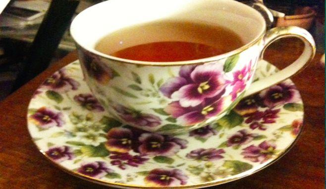 Earl Grey Tea: Health Super Hero