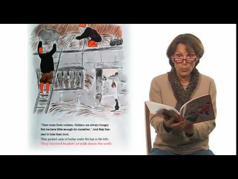 """Liz The Story Reader YouTube video of """"Stone Soup"""" (written by Marcia Brown)"""