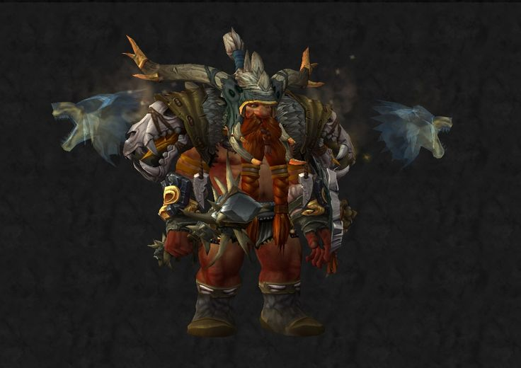 Shaman transmog world of warcraft
