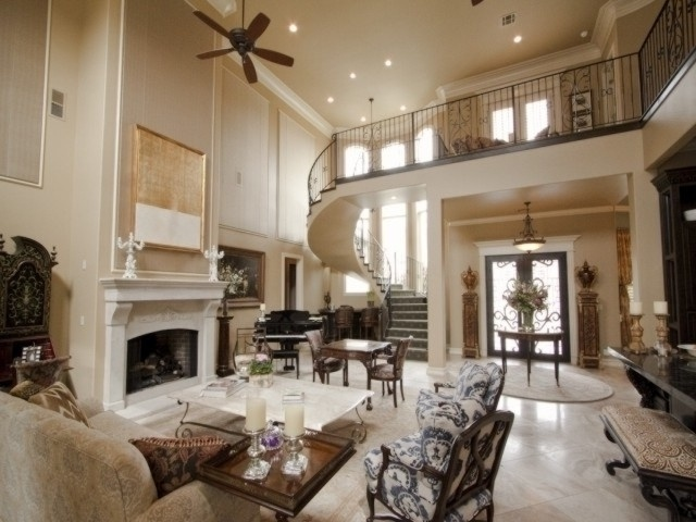 Bon Million Dollar Home In Tulsa, Oklahoma