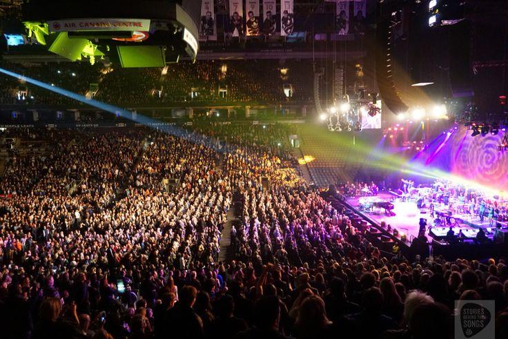 Stevie Wonder in Toronto. #SBTSLive #StevieWonder #concert #crowd #livemusic #toronto