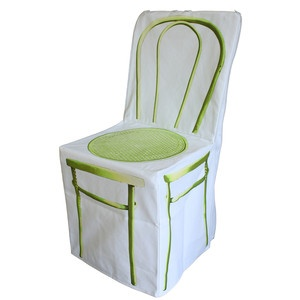 Fitih Zip Chair Cover Lime, £56, now featured on Fab.