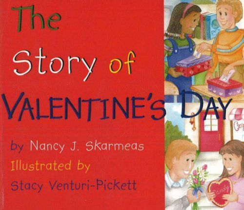 history of st valentine's day lesson plan
