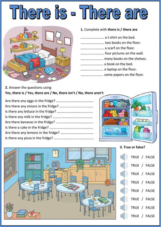 There is - there are interactive and downloadable worksheet. Check your answers online or send them to your teacher.