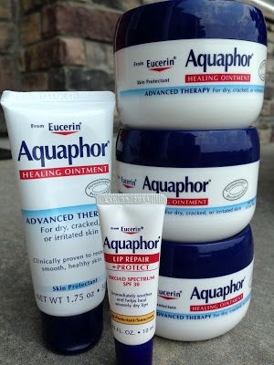 101 Most Creative Uses for Aquafor (divided into categories: Athletic, Babies/Kids, Beauty, Hair...)