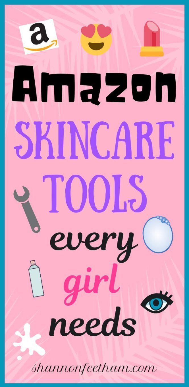 Amazon Skin Care Tools, die jedes Mädchen braucht – BEAUTY
