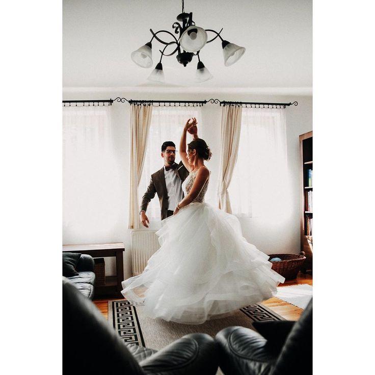 You made my dream come true ♥️ #wedding #ourwedding #bigday #beautifulday #mademyday