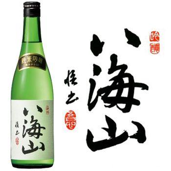 八海山純米吟醸720ml【八海醸造】【新潟県】【純米吟醸】