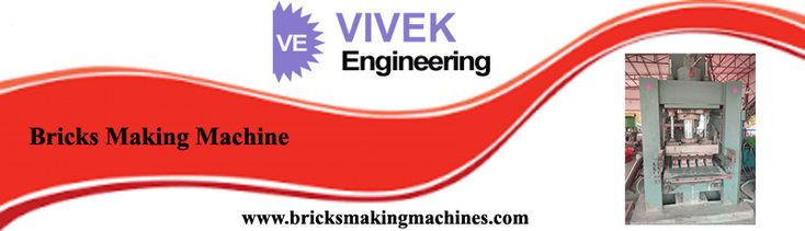 We are one of the leading manufacturer, exporter and supplier of bricks making machines and fly ash bricks making machines in India.