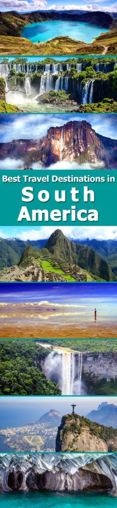 Reviewing all 13 South American countries to see which are the best travel destinations for us. Step one in preparing our travel plans for the region.