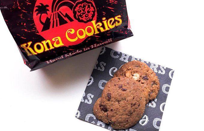 ハワイ島でしか手に入らない極上ハワイスイーツ!ミセスバリーズコナクッキー