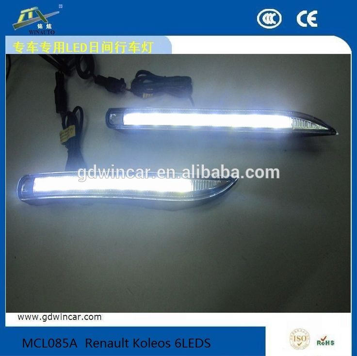 water proof tuning light automobile for Renault Koleos 6LEDS (11-13) wholesale auto part in china