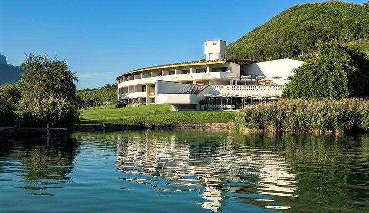 Seehotel Ambach - Klughammer am See, Kaltern - 4 Sterne Hotel - Kaltern und Tramin - Kalterer See, Südtirol