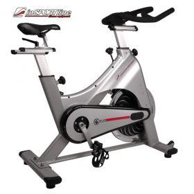 Rower spinningowy Zeus InSportLine szary