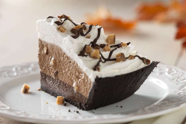 Il ne faut que 20minutes pour faire refroidir ce dessert délectable. N'est-ce pas merveilleux?