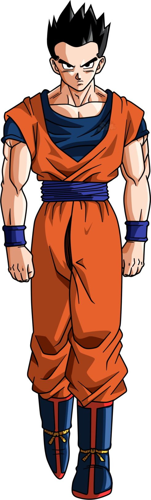 The Ultimate Warrior is back and stronger than ever!!  Ultimate gohan: Dragonball Super Universal Survival Arc