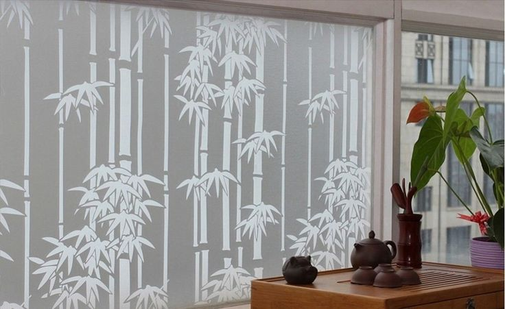 vidrio esmerilado diseños