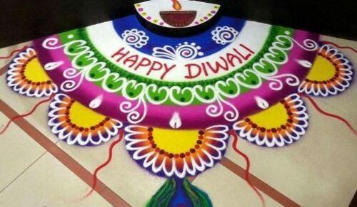 Diwali Rangoli......