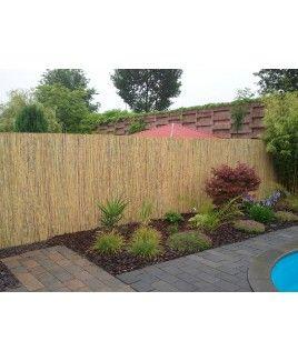 Sichtschutzmatten Sichtschutz Bambus Bambusmatte