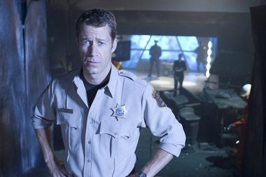 Sheriff's Department: Interview With Eureka's Colin Ferguson | TMR