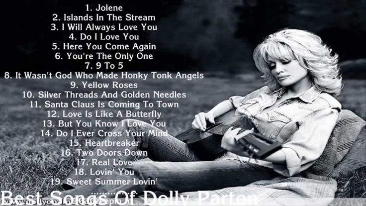 DOLLY PARTON: 30 Greatest hits of Dolly Parton | Best songs of Dolly Parton