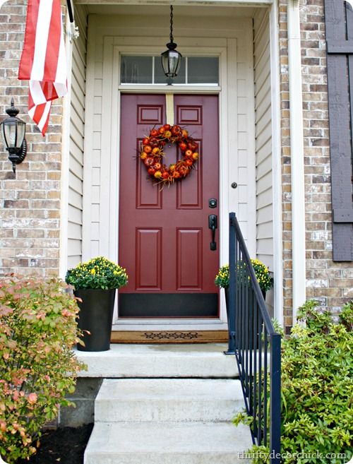 18 Best Front Porch Decorating Images On Pinterest