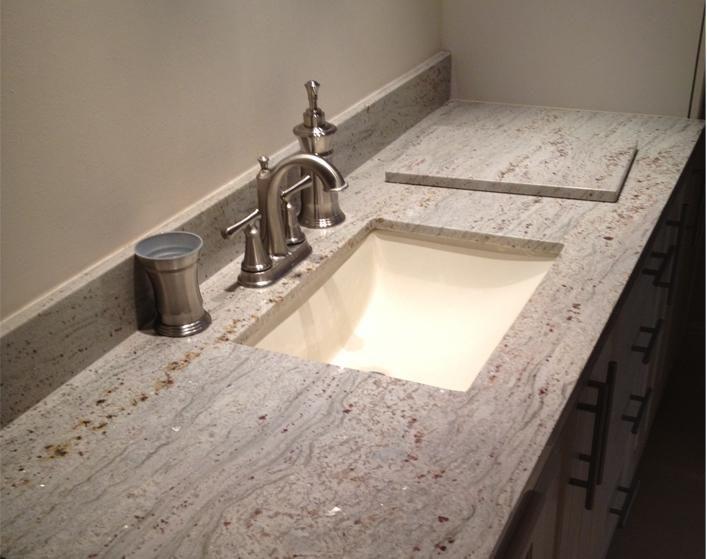 15 Most Popular Bathroom Vanity Tops, Granite Bathroom Countertops