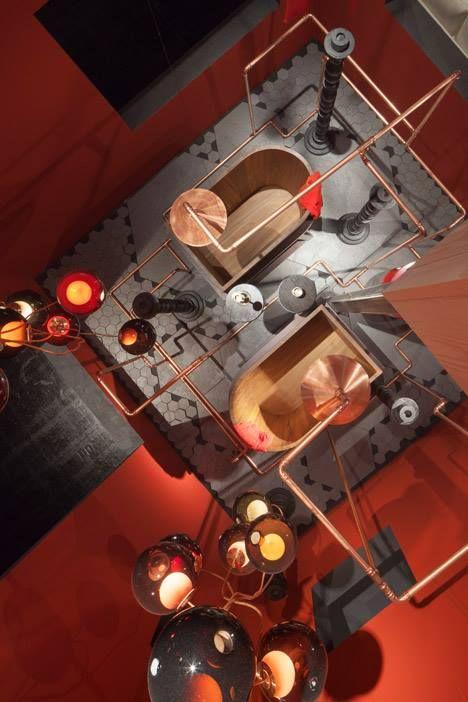 Яркий, многоуровневый и отнюдь не аскетичный – таков, по мнению китайской студии Neri & Hu, будет дом будущего. Das Haus – постоянный проект выставки. Каждый год imm cologne выбирает одного дизайнера или дизайнерское бюро, чтобы они продемонстрировали свое личное представление о том, как в будущем будет выглядеть домашнее пространство. #internirussia #design #дизайн #immcologne2015