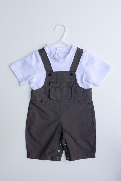 A more formal baby onesie perfect for those special family photos or your next family get together.