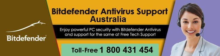 Quick Contact 1-800-431-454 Bitdefender Support Australia