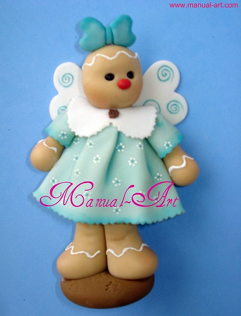 Cookie Angel by MANUAL-ART, via Flickr