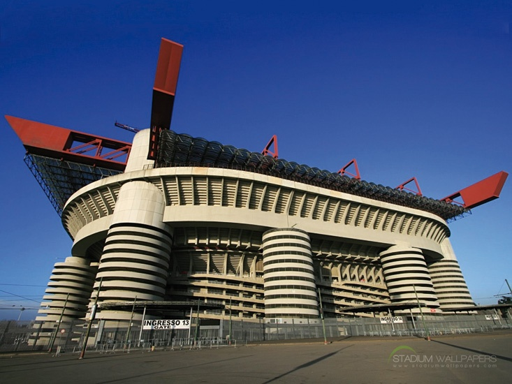 San Siro, Temple of Football  http://www.wheremilan.com/site/?p=7943