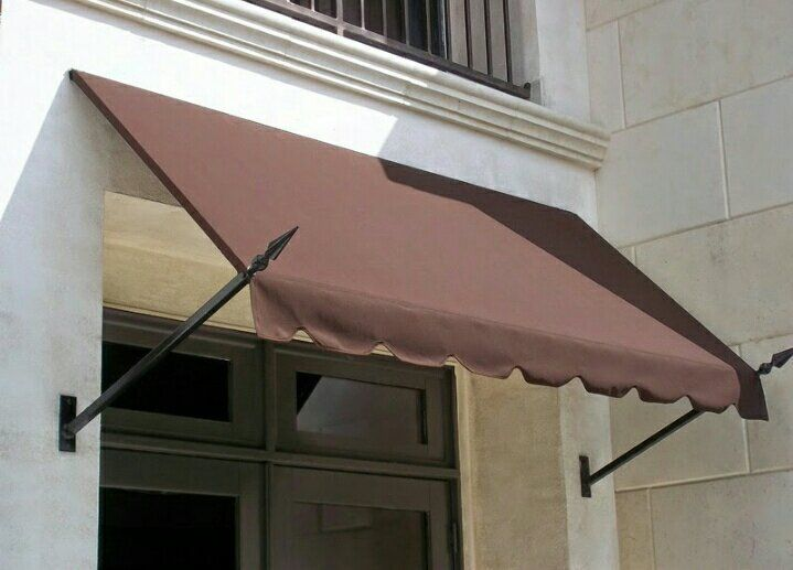 Canopy Kain Jakarta House Awnings Custom Blinds Awning Canopy
