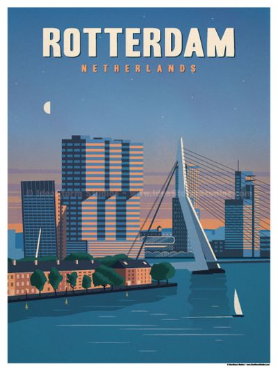 Image of Rotterdam Poster