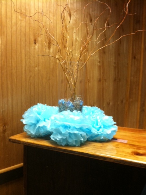 Another center piece Creations by Carolina