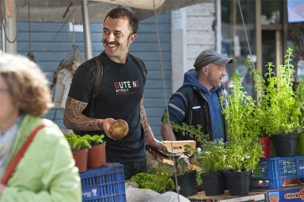 Chef Rubio - Chef Rubio tra i banchi del mercato