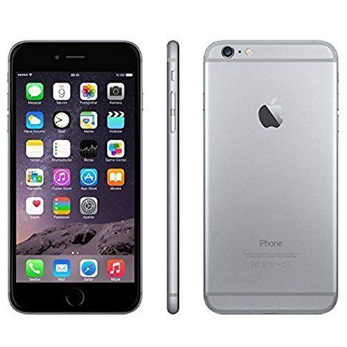"Brand: #Apple  Material: Metal and Glass  3 Colors: Gold, Gray, Silver  Model: iPhone 6 Plus  Screen Size: 5.5""  Thickness: 7.1mm/ 0.28 inch  Size: 158.1 x 77.8m..."