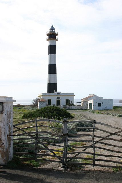 Faro d´artrutx Menorca   Flickr: Intercambio de fotos #menorcamediterranea