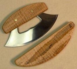 Large Ulu knife
