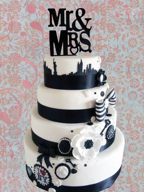 Weddings - The Cake Revolution