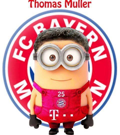 Muller ⚽