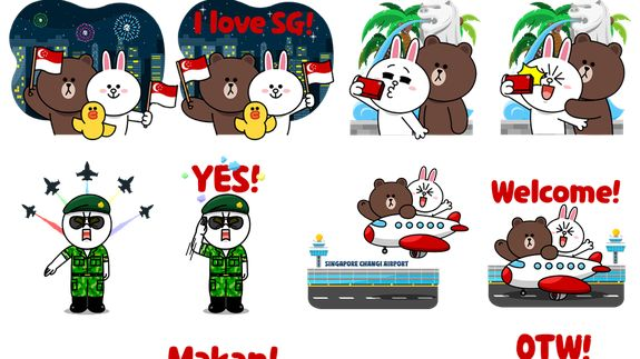 Line will launch animated Singapore sticker set to celebrate the country's 51st birthday -> http://mashable.com/2016/07/21/line-singapore-national-day-stickers/   SINGAPORE  Japanese messaging app Line has kicked off celebrations for the island nation's 51st birthday with a brand new animated sticker set coming.  Singapore's National Day falls on Aug. 9 and commemorates its independence from Malaysia in 1965. This is not Line's first Singapore-themed sticker set but is the first edition to…