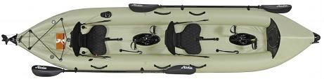 Wow, I really love this boat! :) Hobie Mirage i14-t Inflatable Kayak