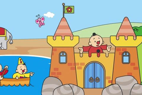 BUMBA - Bumba en Bumbalu nemen de allerkleinsten mee op ontdekkingstocht in hun wereld.   Dit vrolijke spel voor peuters en kleuters zit boordevol leuke geluidjes en grappige animaties. Alles wat je kleuter aanraakt, komt vrolijk tot leven.