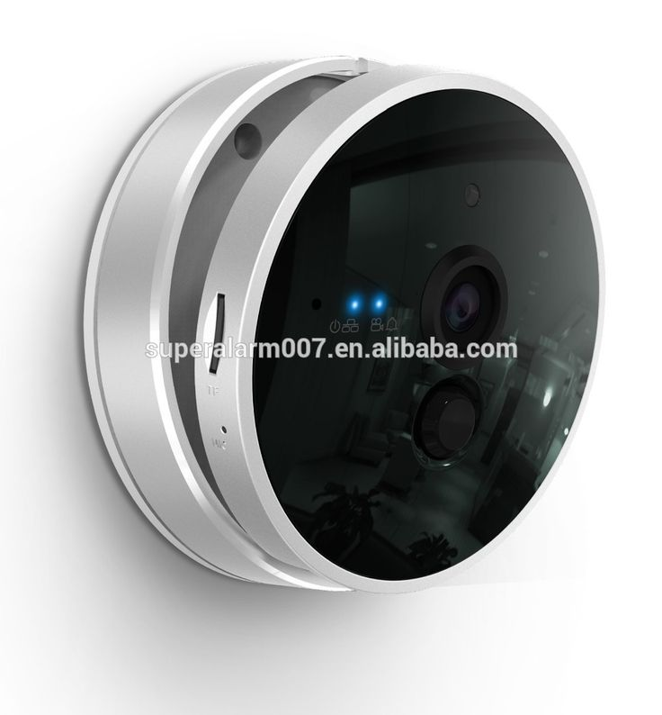 Wireless WiFi Pan Tilt IP Camera PTZ WiFi PIR/door sensor/ smoke sensor mini Wireless IP Camera