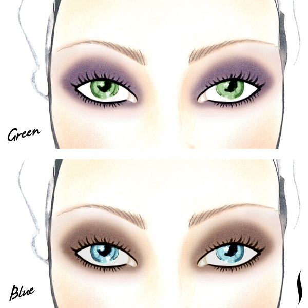 Blue Green Eye Makeup Tips Makeup Tutorial Trick Download