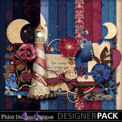 Moonlight Tryst by Phlox Dragon Designs